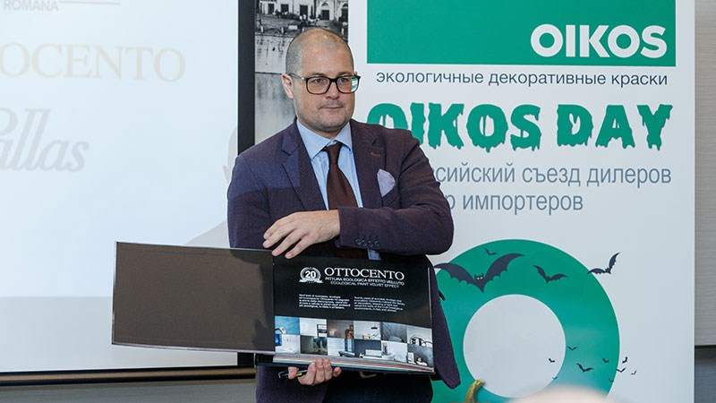 Oikos meets its russian dealers