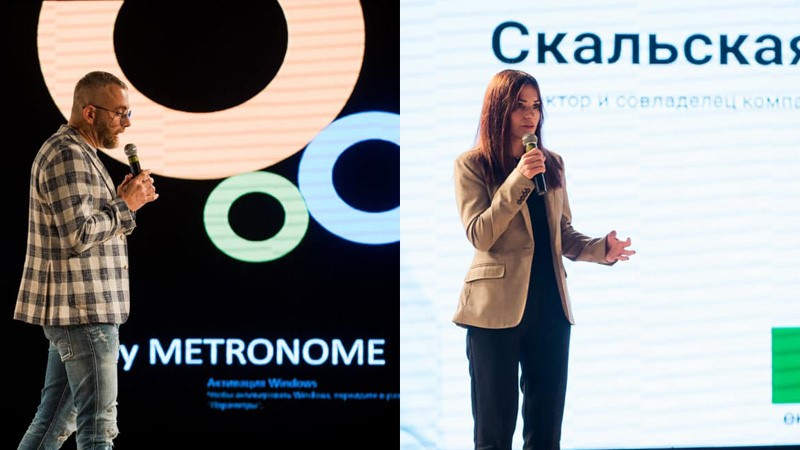 Odessa. Oikos a partner of the Metronom Project