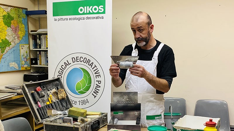 Nova Pinmat de Matarò (Barcelona): training for local applicators